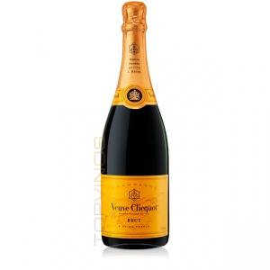 Champagne Veuve Cliquot Yellow Label